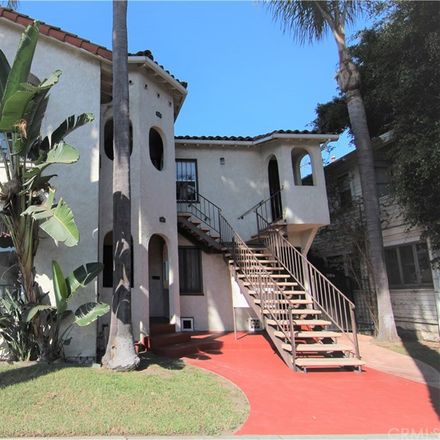 Rent this 3 bed apartment on Olive Ave in Long Beach, CA