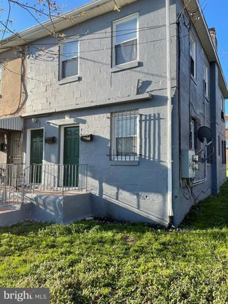 Rent this 2 bed townhouse on 5401 Dix Street Northeast in Washington, DC 20019