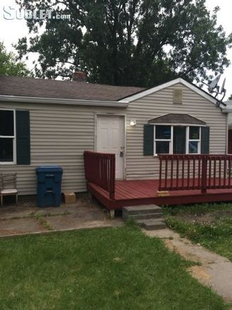Rent this 1 bed house on 1486 South Kiel Avenue in Mickleyville, IN 46241