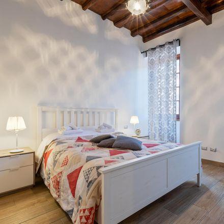Rent this 2 bed apartment on Hosteria la Vacca M'briaca in Via Urbana, 29/30