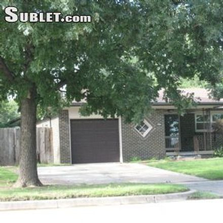 Rent this 3 bed house on Wichita Fire Department Station 15 in East Lincoln Street, Wichita