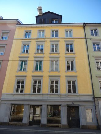 Rent this 4 bed apartment on Linsebühlstrasse 14 in 9004 St. Gallen, Switzerland