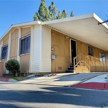 Rent this 3 bed apartment on Fairfax Lane in Pomona, CA 91766