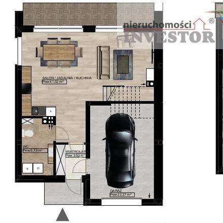Rent this 5 bed house on Dojlidy Górne 69B in 15-581 Białystok, Poland