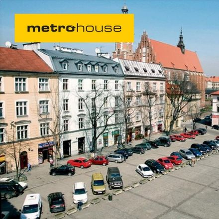 Rent this 1 bed apartment on Zonia in Plac Wolnica 2, 31-063 Krakow