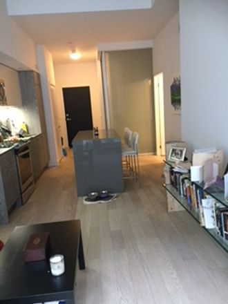 Rent this 1 bed apartment on First Canadian Place in 100 King Street West, Toronto