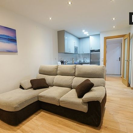 Rent this 1 bed apartment on Calle de Núñez de Arce in 3, 28012 Madrid