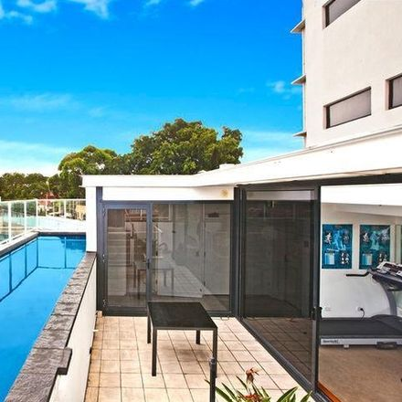 Rent this 1 bed apartment on 1003/85 New South Head Road