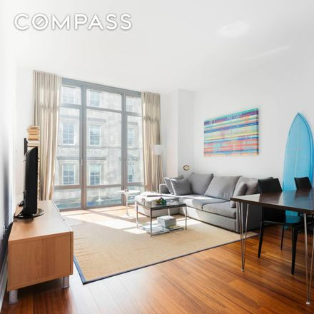Rent this 1 bed condo on 57 Reade Street in New York, NY 10007