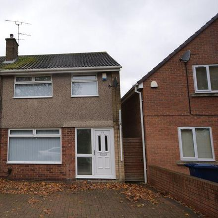 Rent this 3 bed house on Skipper's Lane in Lackenby TS6 0HT, United Kingdom