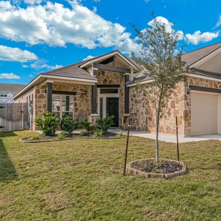 Rent this 3 bed house on Fall View in New Braunfels, TX