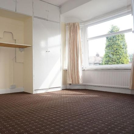 Rent this 3 bed house on Menai Grove in Stockport SK8 2EZ, United Kingdom