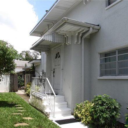 Rent this 1 bed apartment on 8th Ave N in Saint Petersburg, FL