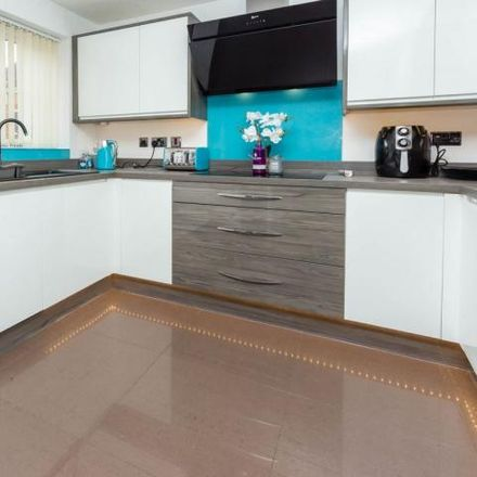 Rent this 4 bed house on Leighton Close in Wellingborough, NN8 4SX
