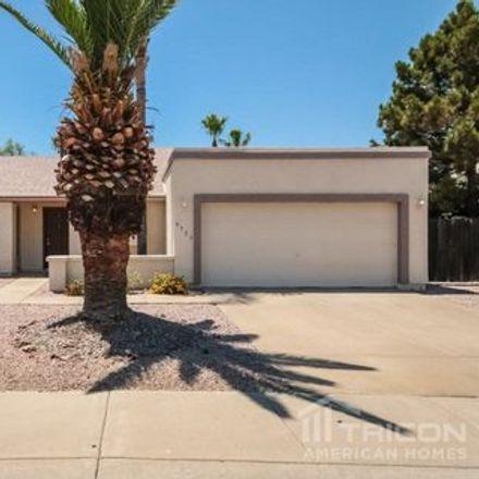 Rent this 3 bed apartment on 4789 West Piute Avenue in Phoenix, AZ 85308