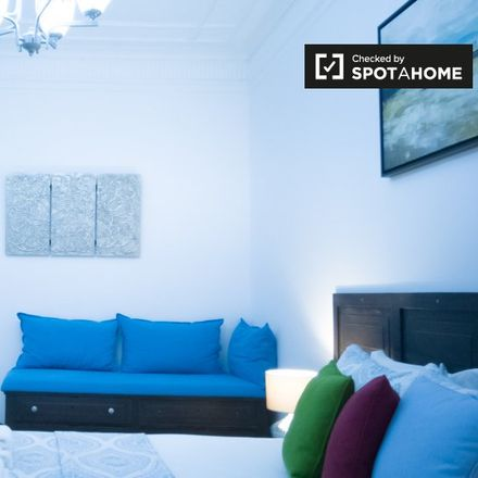 Rent this 4 bed apartment on Edifício Diário de Notícias in Avenida da Liberdade 266, 1250-149 Lisbon