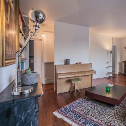 Rent this 2 bed apartment on 22 Rue des Boulangers in 75005 Paris, France