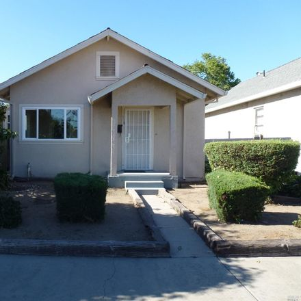Rent this 1 bed house on 104 Walnut Avenue in Vacaville, CA 95688