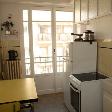 Rent this 1 bed apartment on 22 Rue Édouard Dalmas in 06100 Nice, France