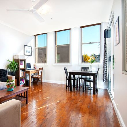 Rent this 1 bed apartment on 302/2-12 Smail Street