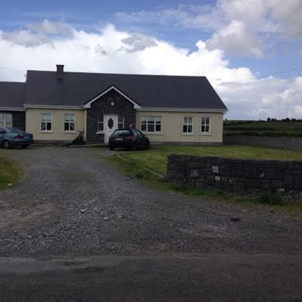Rent this 3 bed house on Ballylara in Ardrahan Electoral Division, C