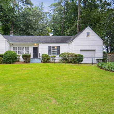 Rent this 3 bed house on 2881 Ashford Road Northeast in Brookhaven, GA 30319