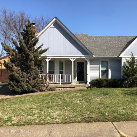 Rent this 3 bed house on 7211 Ridge Creek Road in Louisville, KY 40291