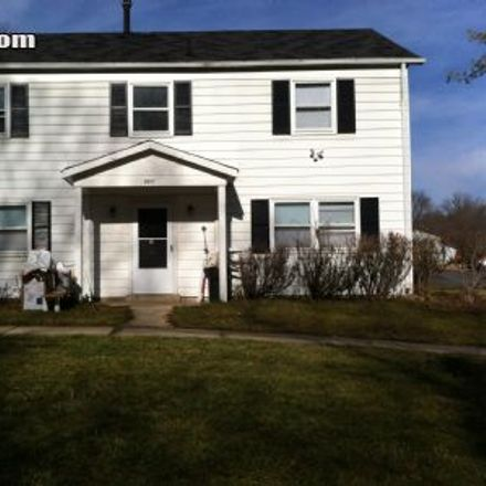 Rent this 4 bed townhouse on 9917 Mallard Drive in Villages of Montpelier, MD 20708