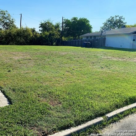 Rent this 0 bed apartment on 1322 Fontaine Drive in San Antonio, TX 78219
