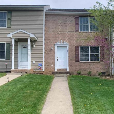 Rent this 3 bed townhouse on 1051 Oriole Lane in Harrisonburg, VA 22802