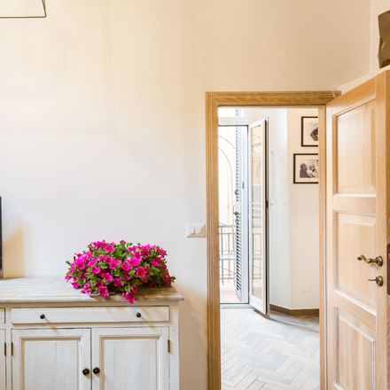 Rent this 1 bed apartment on Piazza Campo de' Fiori in 35, 00186 Roma RM