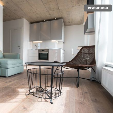 Rent this 1 bed apartment on Kauno g. in Vilnius 03210, Lithuania