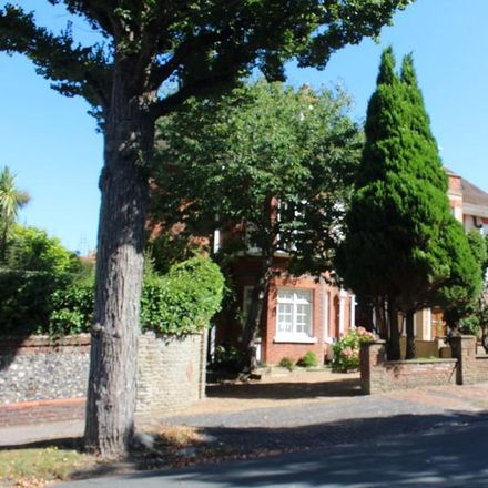 Rent this 3 bed house on Fairfield Road in Eastbourne BN20 7NA, United Kingdom
