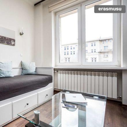 Rent this 2 bed apartment on al. Jerozolimskie in 00-001 Warszawa, Poland