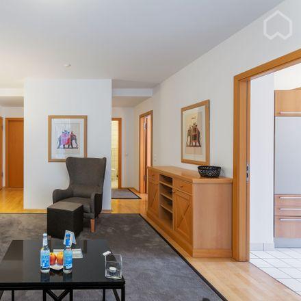 Rent this 2 bed apartment on Generalkonsulat des Staates Kuwait in Leerbachstraße, 60322 Frankfurt