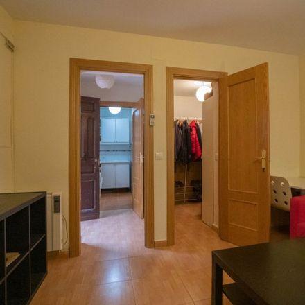 Rent this 1 bed apartment on IberCaja in Calle de López de Hoyos, 28001 Madrid