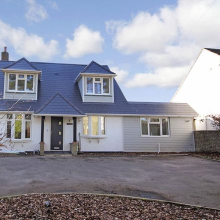 Rent this 3 bed house on West Moors BH22 0AT