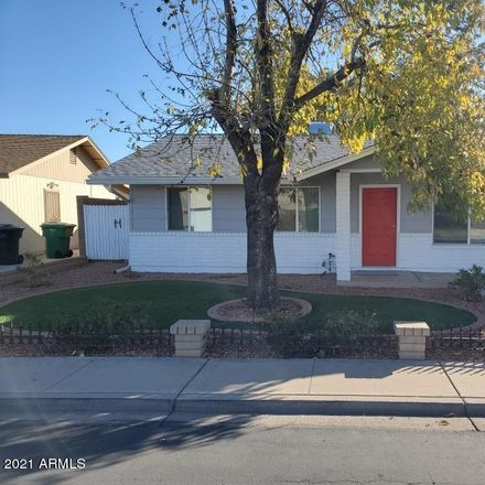 Rent this 5 bed house on 747 South Roca in Mesa, AZ 85204