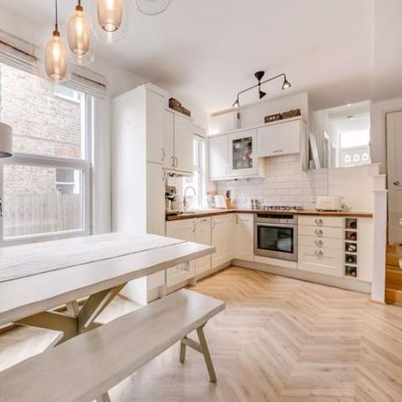 Rent this 2 bed apartment on Penwith Road in London SW18 4QD, United Kingdom