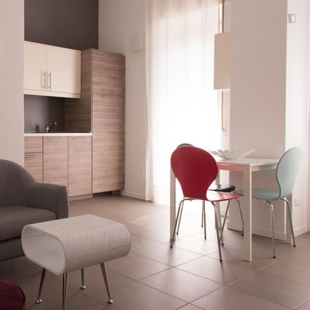 Rent this 1 bed apartment on Via Maniago in 6, 20132 Milan Milan