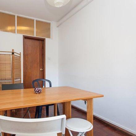 Rent this 12 bed room on fábrica dos sabores in Avenida Defensores de Chaves, 1000-112 Lisbon