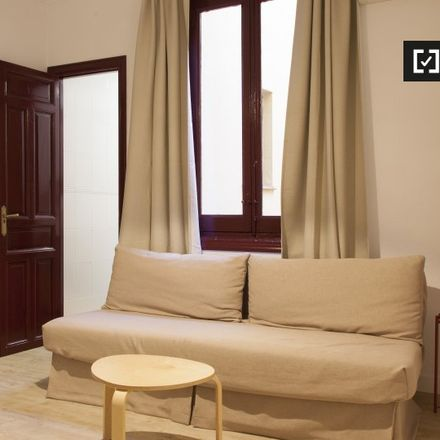 Rent this 1 bed apartment on Calle de Echegaray in 5, 28014 Madrid