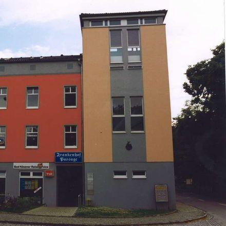 Rent this 1 bed apartment on Naumburg (Saale) in Bad Kösen, SAXONY-ANHALT