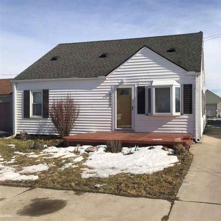 Rent this 2 bed house on Edgewater St in New Baltimore, MI