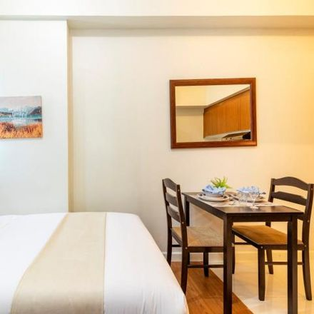 Rent this 0 bed condo on Ayala Avenue in Makati, 1226