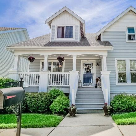Rent this 3 bed house on 267 Northeast Vivaron Avenue in Saint Charles, MO 63303