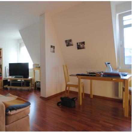 Rent this 2 bed duplex on Schwabstraße 114 in 70193 Stuttgart, Germany