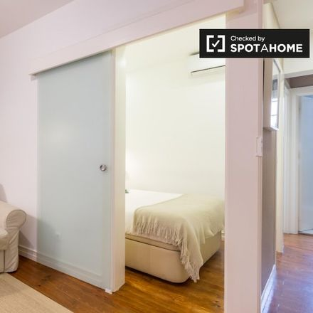 Rent this 1 bed apartment on Beco da Lapa 31 in 1100-331 Lisbon, Portugal