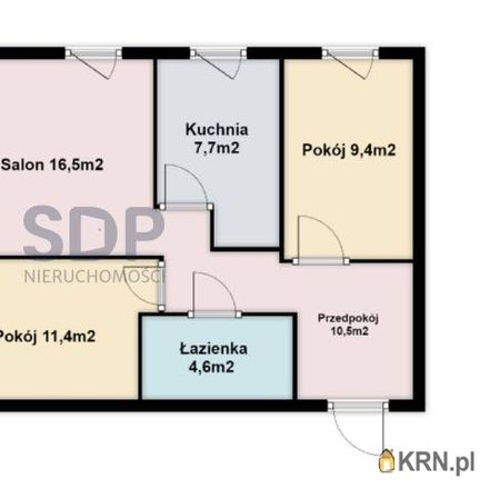 Rent this 3 bed apartment on Swojczycka 82 in 51-502 Wroclaw, Poland