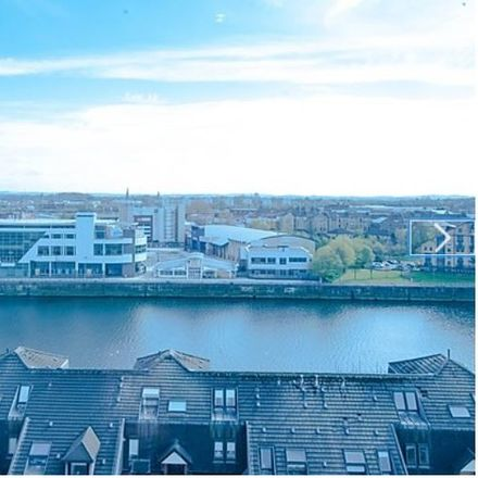 Rent this 2 bed apartment on 79 Lancefield Quay in Glasgow G3 8HA, Reino Unido